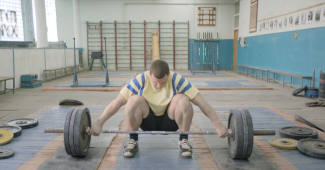 "The short film directed by Dmytro Sukholitky - Sobchuk, ""The Weightlifter"", was selected to the competition program of the 4th RIFF ""Dream City""."